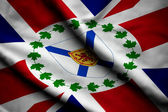 Flag of Lieutenant-Governor of Nova Scotia — Stock Photo