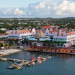 Caribbean Island of Aruba, Oranjestad - Stock Photo