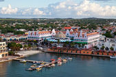 Caribbean Island of Aruba, Oranjestad — Stock Photo