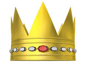 Jewel crown — Stock Photo
