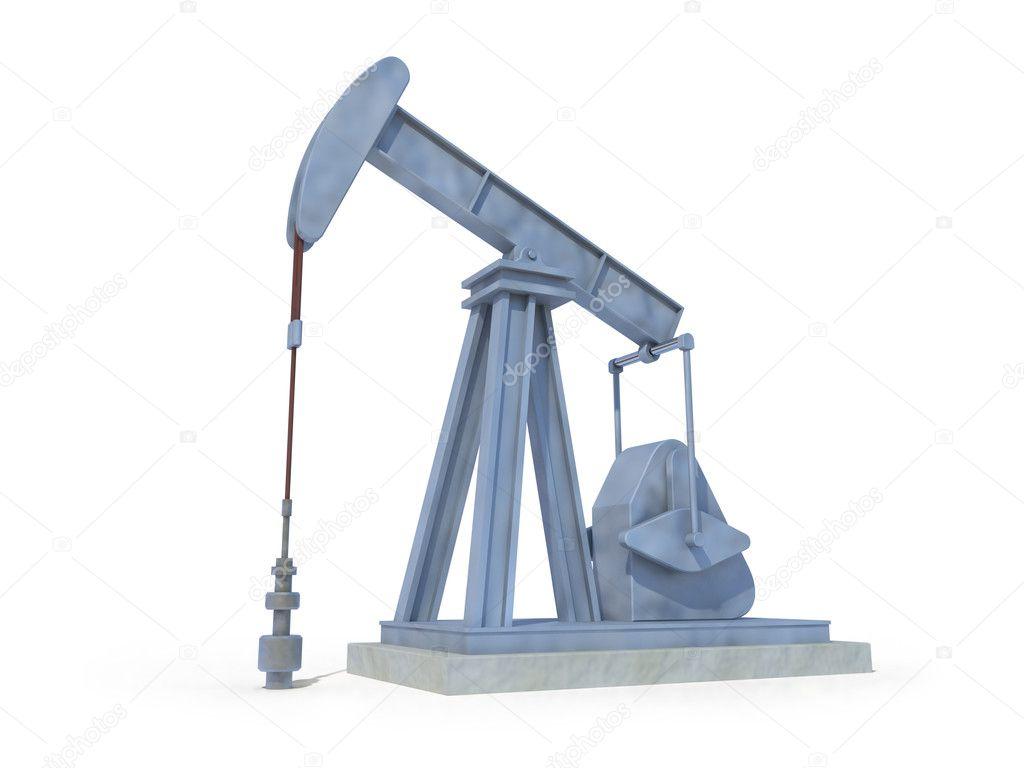 Модель нефтяной вышки своими руками для детей 53
