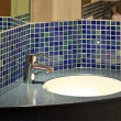 Sink in bathroom — Stock Photo #10565811