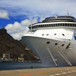 ������, ������: The cruise ship in port