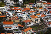 Funchal city on Madeira island, Portugal — Stock Photo