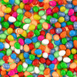 Colourful Candy Eggs Texture — Stock Photo #9716186