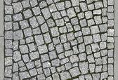 Cobblestone Sidewalk - Tileable Texture — Stock Photo