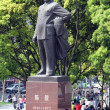 Stock Photo: Monument of Chen Yi