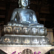Buddha in Jingan temple — Stock Photo