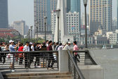 In Shanghai — Stock Photo