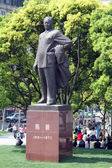 Monument of Chen Yi — Stock Photo