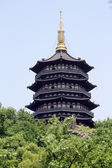 Leifeng pagoda — Stock Photo