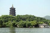 Pagoda leifeng — Zdjęcie stockowe