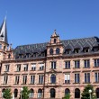 Rathaus in Wiesbaden — Stock Photo