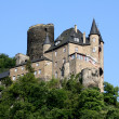 Katz Castle in Germany — Stock Photo
