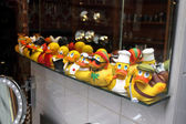 Bath ducks — Stock Photo