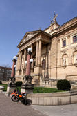 Hessian State Theater of Wiesbaden — 图库照片