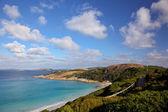 čtvrtá beach — Stock fotografie