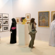 Art Dubai — Stock Photo