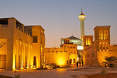 Bastakiya, Dubai — Stock Photo