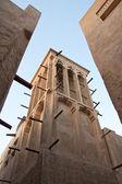 Windtower in Bastakiya — Stockfoto