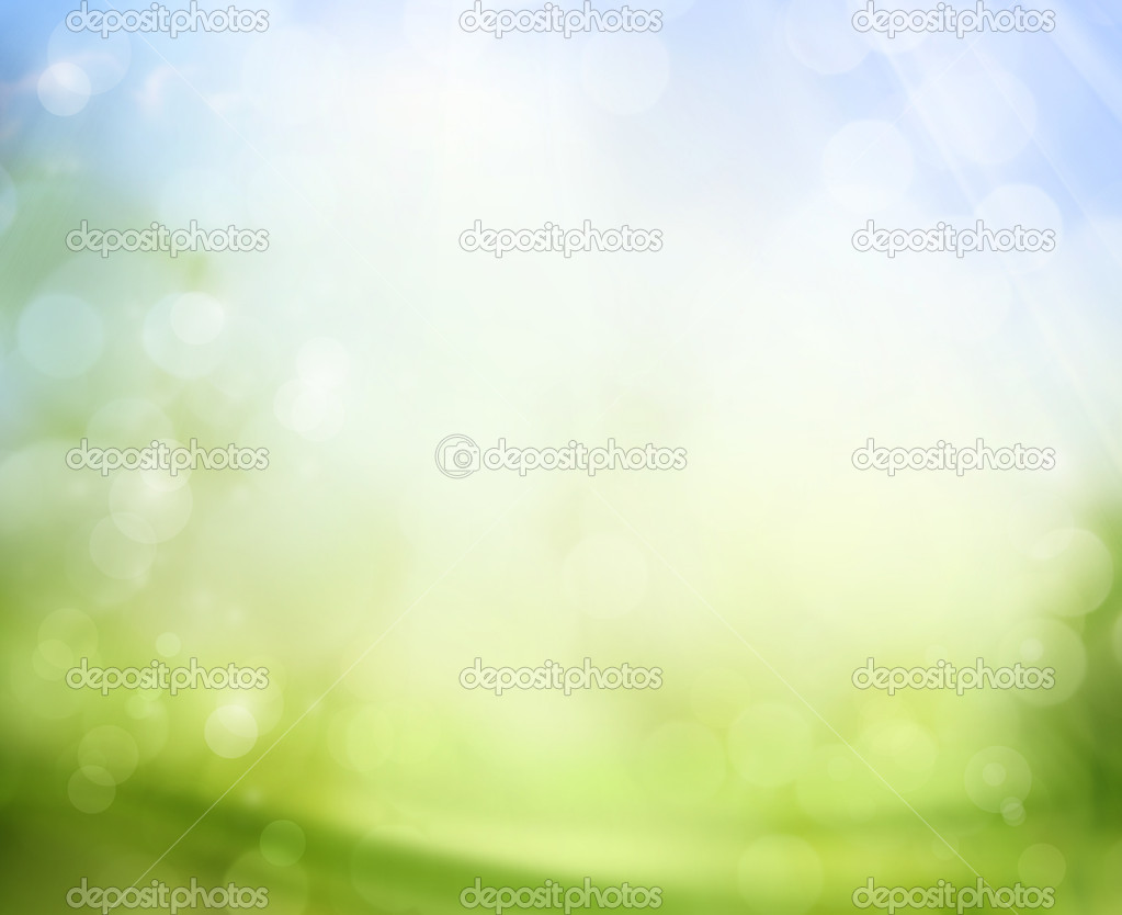 Spring background  Stockfoto #8664088