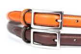 Belts Detail With Perspective — Stock Photo