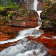 Virginia Falls at Glacier National Park — Stock Photo
