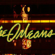 Stock Photo: Orleans Hotel and Casino Entrance