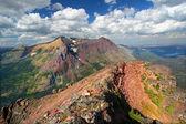 Glacier Park Alpine Scenery — Stock Photo