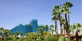 MGM Grand Hotel and Casino — Stock Photo