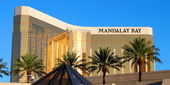 Mandalay Bay Resort and Casino — Stock Photo