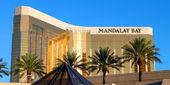 Mandalay Bay Resort and Casino — Stock Photo