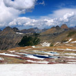 Sperry Glacier Scenery - Montana — Stock Photo