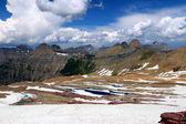 Sperry Glacier Scenery - Montana — Stock Photo