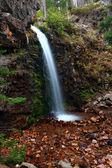 Memorial Falls in Montana — Stock Photo
