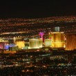 Royalty-Free Stock Photo: Las Vegas Strip Panoramic