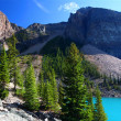Beautiful Moraine Lake in Canada — Stock Photo
