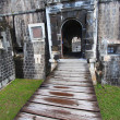Brimstone Hill Fortress - St Kitts — Stockfoto #8128876