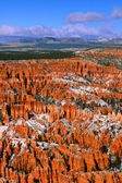 Parco nazionale del bryce canyon — Foto Stock