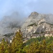 Mount Crandell near Waterton Lakes — Stock Photo #8294613