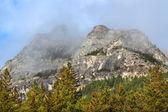 Mount Crandell near Waterton Lakes — Stock Photo
