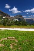 Scenery of Glacier National Park — Stock Photo