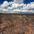 Craters of Moon Volcanic Scenery — Stock Photo #8609343