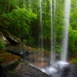 Waterfall in northern Alabama — Foto de stock #8790657