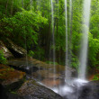 Waterfall in northern Alabama — Zdjęcie stockowe #8790657