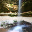 Owl Canyon - Starved Rock State Park — Stock Photo