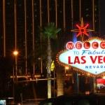 Постер, плакат: Welcome to Las Vegas Strip