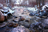 Grizzly Creek in Colorado — Stock Photo