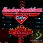 Постер, плакат: Harley Davidson Las Vegas Cafe
