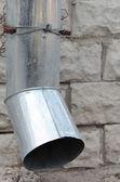 Drain pipe — Stock Photo